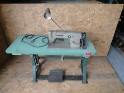 Vintage Brother Industrial Single Needle Sewing Machine Transmitter Db2-b790