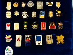 Collection Of All Summer And Winter Olympics Games