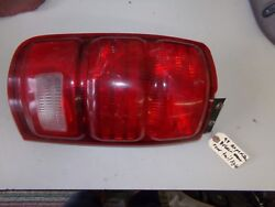 Ford F75b-16b505-a 98 Expedition Driver Rear Tail Light Lh Free Shipping