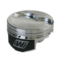 Wiseco Piston Kit Pts523a3 Pro Tru Street 4.030 Bore 4.0cc Dome For Chevy Ls2