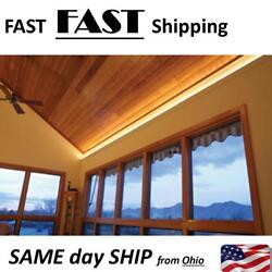 Flat Tape Lighting - Led - Sold By The Foot Custom Sizes - Ceiling Border Lights