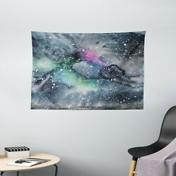 Psychedelic Tapestry Celestial Cosmic Print Wall Hanging Decor 60Wx40L Inches
