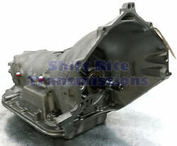 4l80e 2004 6.0l Transmission Chevrolet Silverado 2500 3500 Reman Mt1 Gm Truck Hd