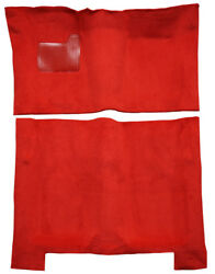 1971-1973 Chevy Impala Carpet Replacement - Loop - Complete | Fits 4dr Auto