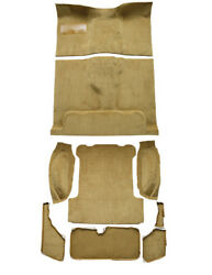 1974-1983 Jeep Wagoneer Carpet Replacement - Sj - Cutpile - Complete