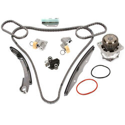 Timing Chain Kit W/ Water Pump For 05-10 Nissan Frontier Pathfinder Xterra 4.0l