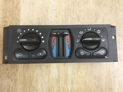 02-05 Chevrolet Impala Monte Carlo Heater Climate Control OEM 10352729