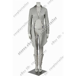 Legends Of Tomorrow White Canary Cosplay Costume Full Set Uniform Outfits