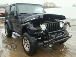 Heater Climate Temperature Control LHD With AC Fits 99-05 WRANGLER 1379957