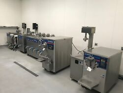 State of the art FRISHER Ice Cream manufacturing Machines. Great Shape!!