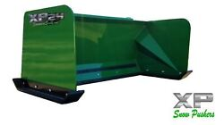 5and039 Xp24 John Deer Snow Pusher - Tractor Loader - Local Pick Up
