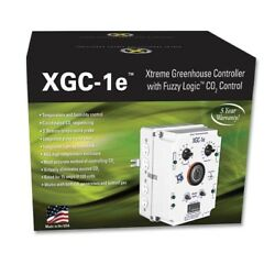 CAP XGC-1e Xtreme Greenhouse Controller with Fuzzy Logic CO2 Control New in Box!