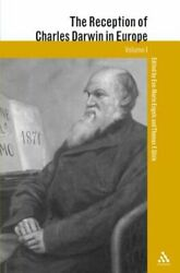 The Reception of Charles Darwin in Europe 2-Volume Set by Eve-Marie Engels: New
