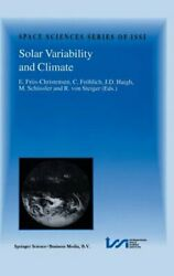 Solar Variability and Climate: Proceedings of an Issi Workshop, 28 June 2 July