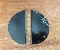 Porsche 356 Transmission Mounting Bolt Cover - Mount Plate Tin