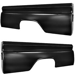 19601966 Chevy Truck Quarter Panel Bedside Long Bed Fleetside Right And Left Side