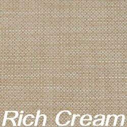 Woven Marine Vinyl Flooring - 8and0396 X 25and039 - Color Rich Cream