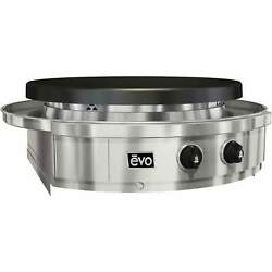 Evo Affinity 30G Series Built-in  Grill Ceramic Cooktop with Accessory Bundle