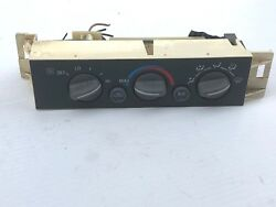 1996 - 2000 Chevrolet Tahoe Yukon AC Heater Climate Control Unit  16240115 OEM!
