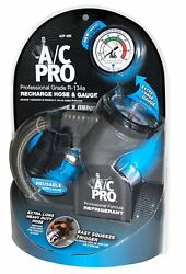 AC PRO R-134a Grade Air Conditioning Recharge Hose