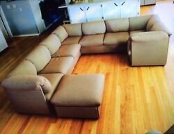 Cassina Designer Sectional Couch
