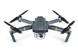 Dji Mavic Pro Fly More Combo Quadcopter Drone Kit With Remote Control + Extras