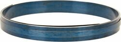 Blue Tempered Steel Spring Coil, 0.02 Inch Thick X 1 Inch Wide X 100 Ft. Long
