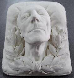 Extremely Rare Frederick The Great King Of Prussia Death Mask 1712-1786
