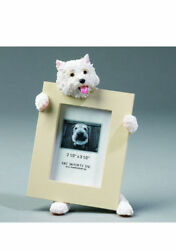 West Highland Terrier Westie Frame Dog Picture Photo Frame