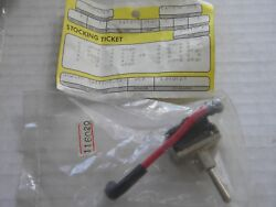 Genuine Evinrude Johnson Omc Toggle Switch And Lead On Off 116020 New