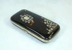 Seltenes Glasses Case About 1860 France/switzerland Silver