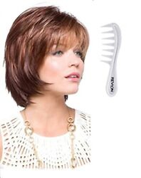 Shannon Wig 2342 Mochaccino By Rene Of Paris + Free Revlon Wig Lift Comb