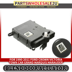 Blend Door Actuator for Ford Crown Victoria Town Car Grand Marquis 90-11 604-214