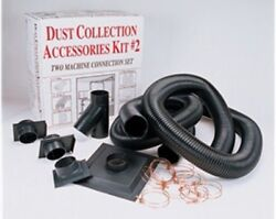 Wood Dust Collection Collector Accessories Shop Hose Parts Collector Elbow Kit