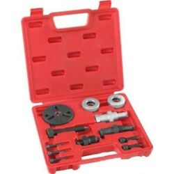 Car Air Conditioning Automotive AC Compressor Clutch AC Puller Remover Tool Kit