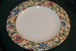 Royal Doulton Jacobean Everyday Collection Dinner Plate