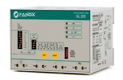 Fanox Gl Integral Motor Protection Relays From 5 To 150 Hp