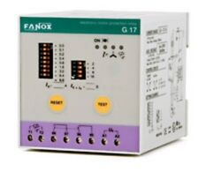 Fanox Motor Protection Relay In Explosive Areas – G17 Ex