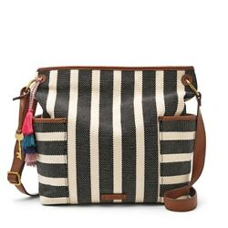 Best Mother's Day Gift - Fossil Womens Lane Crossbody Bag Magnetic Snap Closure