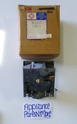 Fsp/whirlpool Dishwasher Timer Pn 303246 Free Shipping New Part Old Stock