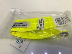 Hi Visibility And Reflective Remove Before Flight Rbf Streamer By Plane Sights