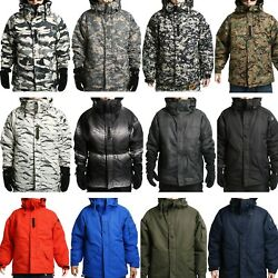 South Play Mens Best Quality Ski Snowboard Jacket Jumper Parka Tops Collection