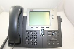 Lot Of 10 Cisco 7942g- Cp-7942g Unified Ip Voip Phones-used