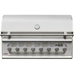 American Muscle Grill Built-In CharcoalGas Grill 54