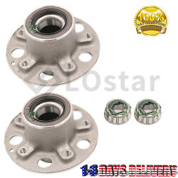 Pair2 Front Wheel Hub Bearing For Mercedes R171 W203 W209 C230 2093300325