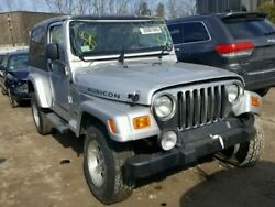 Heater Climate Temperature Control LHD With AC Fits 99-05 WRANGLER 306356