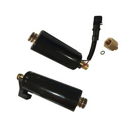 2pc Electric Fuel Pump Assembly 21608511 For Volvo Penta High And Low 5.7 5.0 4.0