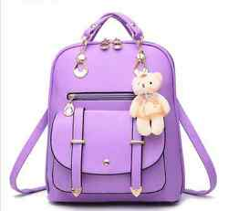 Girls Women Travel Satchel Backpack Rucksack Shoulder School Laptop Bag $33.54