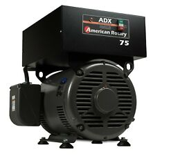 Extreme Duty Rotary Phase Converter ADX75-FM 75 HP Digital Smart Series USA Made