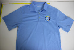 Nike Mens Golf Dri-Fit Polo MLB All Star Game 2012 Patch Small